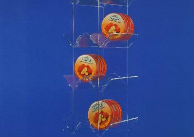 Verkaufsdisplay aus Acrylglas